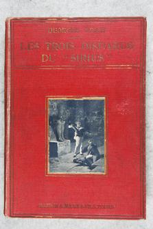 "Les Trois Disparus du ""Sirius"", par Georges Price"