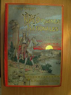 Nos origines nationales, par Henri Guerlin.