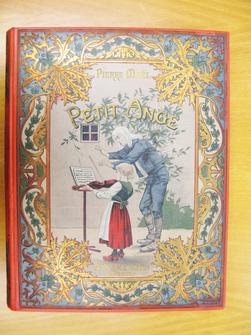 Petit Ange. Pierre Maël, illustrations d'Alfred Paris.